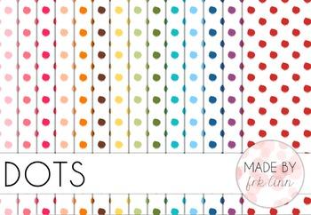 dots - digital paper