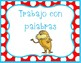 dr seuss reading station labels Spanish and English