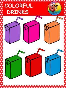 drink boxes clip art