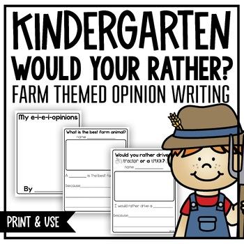 e-i-e-i-Opinion Writing