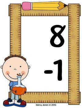 eBasic Facts Subtraction