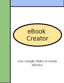 eBook Creator: Using Power Point