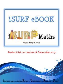 eBook - iSURF Maths
