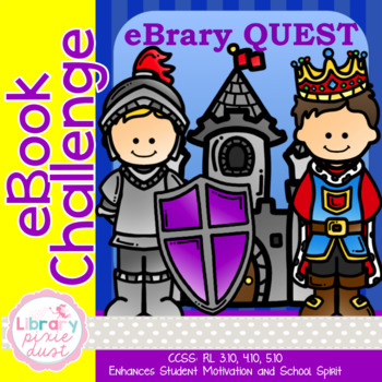 eBrary Quest: Do YOU accept the CHALLENGE?