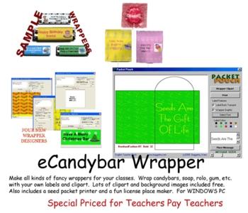 eCandybar Wrapper for Windows PC