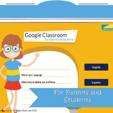 Google Classroom at a Glance for Students and Parents
