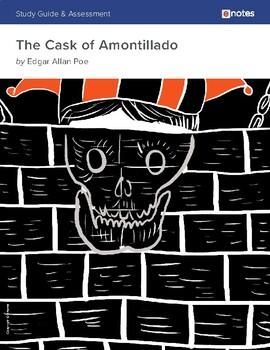 eNotes Cask of Amontillado Lesson Plan