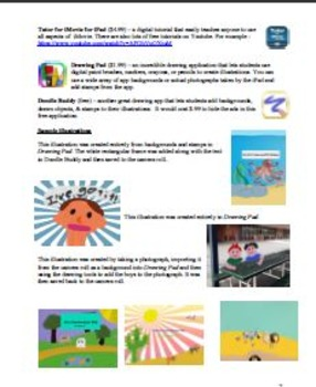 eStorybook Project for iPads