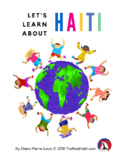 eWorkbook: Let's Learn About HAITI, bilingual digital tool kit