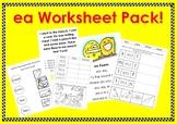 ea Worksheet Pack