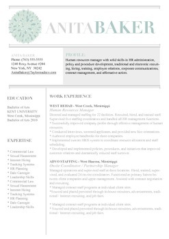 Resume Template 6pack | CV Template + Cover Letter for MS