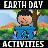 earth day activities sample