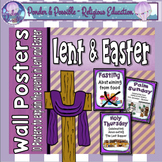 Easter and Lent Posters