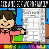 eck and ack family sort