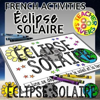 éclipse solaire solar eclipse 2017