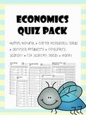 economics quiz pack