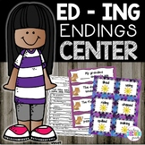 ed and ing endings Literacy Center