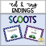 ed and ing endings SCOOT Games for Inflectional Endings