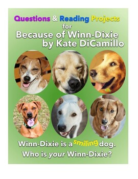 edMe Questions & Reading Projects for Because of Winn-Dixie