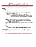 edTPA Summary: Rubric One