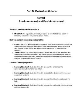 edTPA Task 3 / Evaluation Criteria