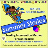 Summer School Reading Intervention MATCH-SELECT-NAME Down