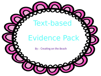 editable Text-based Evidence Posters
