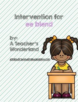 ee Blends Intervention