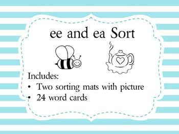 ee and ea Sort