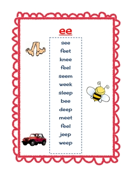 ee and ea sorting activity - pb&j