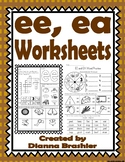 ee ea worksheets