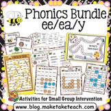 ee ea y Activities- The Big Phonics Bundle