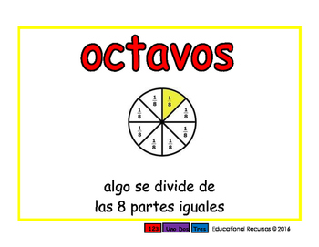 eighths/octavos meas 2-way blue/rojo