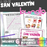 el Día de San Valentín Bundle! (Valentine's Day-Themed Bundle)