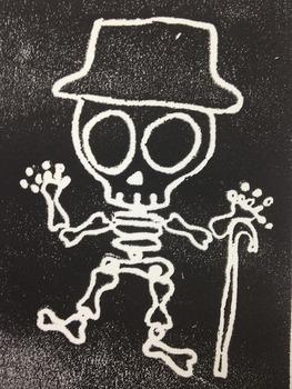 el Día de los Muertos: lots of fun ideas
