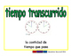 elapsed time/tiempo transcurrido meas 2-way blue/verde