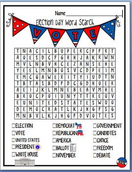 election day fun!