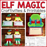 Elf Craft | Christmas Activities