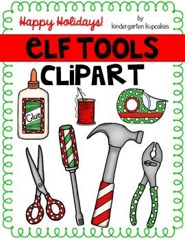 elf tools clipart