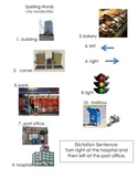 ell spelling picture vocabulary list CITY