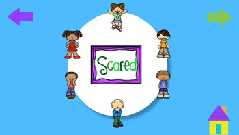 emotions bundle ppt interactives lessons games worksheets NO PREP!