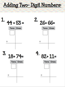 enVISION MATH Common Core Realize Edition Grade 2 Adding Two Digit Numbers
