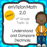 enVision 2.0 Common Core (2016) 4th Topic 12 Understand &