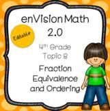 enVision 2.0 Common Core (2016) Topic 8 Fraction Equivalen