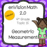 enVision 2.0 Common Core 4th grade - Topic 15 Geometric Me