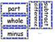 enVision 2.0 Grade 1 I can statements  (volumes 1& 2 Topics 1-15)