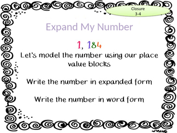 enVision 2.0 Lesson 3-4 PowerPoint
