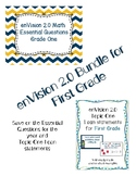 enVision 2.0 Math Essential Questions and I Can statements
