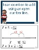 enVision 2.0  Math I can statements for Topic Three-First Grade