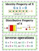 enVision Common Core 2014 Word Wall Cards - Grade 4 Topic 1-2
